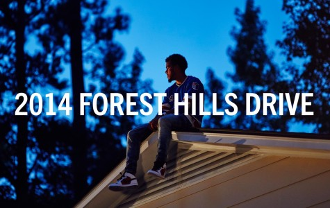 "J Cole's "" 2014 Forest Hill Drive"""