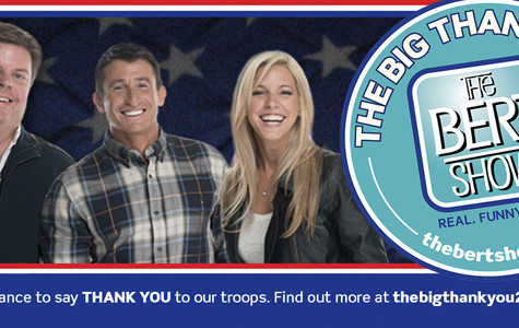 Thank You Troops!
