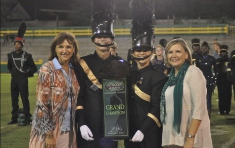 Gus Moody Invitational Marching Contest