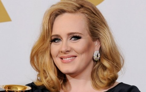 Adele Making History