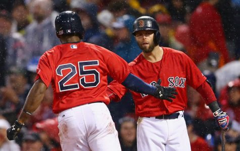 Red Sox's Lost Their Winning Streak