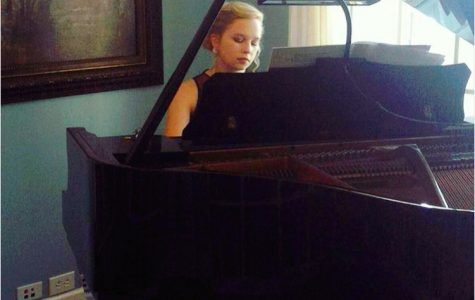 Caroline Burr Performs at Piccolo Spoleto's Rising Stars