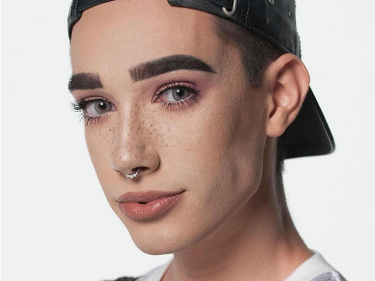 James Charles google search