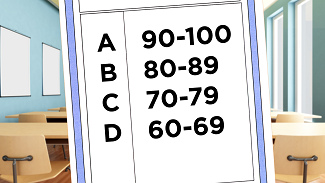 New 10-Point Scale Does Not Change Recorded Grades
