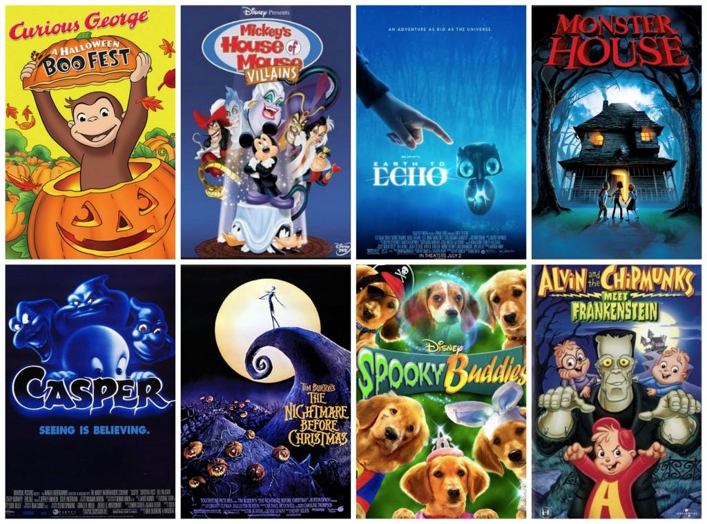 family Halloween movies Google search