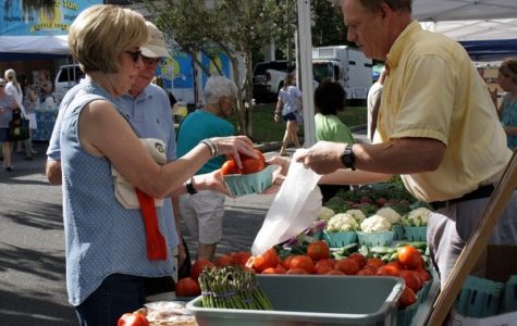Happy Birthday to the Summerville Farmers' Market