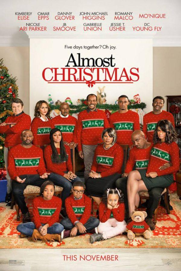 Almost Christmas Review