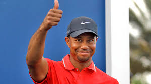 Tiger Woods Makes A Comback