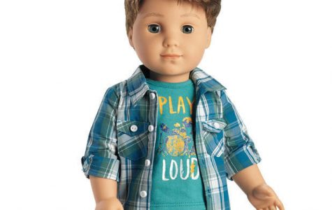 The American Girl,  Boy Doll: Logan Everett -2017