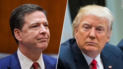 Trump Fires FBI Director Comey