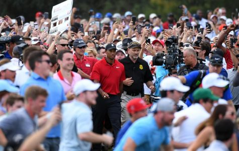 Tiger Woods: The Comeback