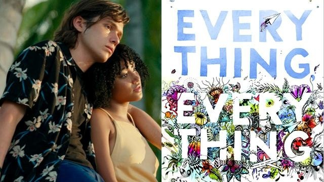 Everything, Everything: Book vs. Movie