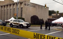 Pittsburgh Gunman Opens Fire in Synagogue