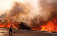 California Wildfires in Drastic Condition