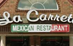 La Carreta Closed after 10 People Become Ill