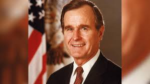 Former President, George H.W. Bush, Dies at 94