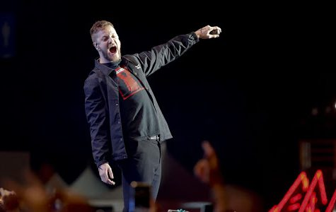 Lead Singer of Imagine Dragons, Dan Reynolds