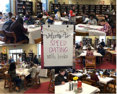 Speed Dating with YA Books