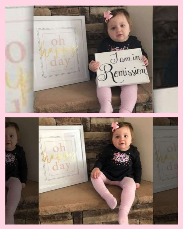 Kentucky Toddler Beats Stage-4 Cancer