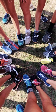 Swamp Fox XC Team Closes Out Their Season