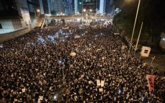 Protests in Hong Kong Reach All-time High