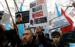 China Holding Muslims in Detention Camps
