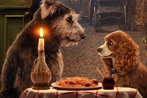 The Remake of Lady and the Tramp Leaves Many Joyful