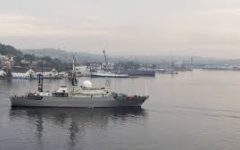 Russian Surveillance Ship Found Patrolling Off Coast of South Carolina
