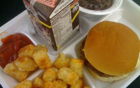 Better School Lunches Needed