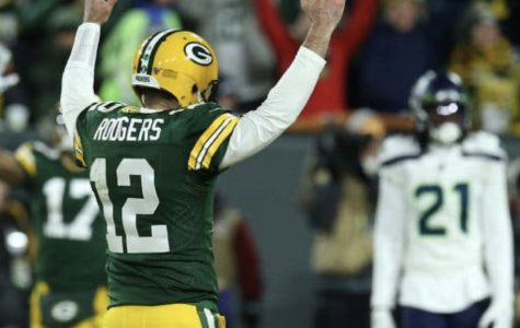 The Packers beat the Seahawks
