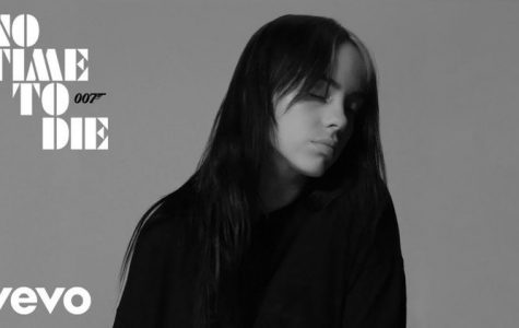 "Billie Eilish Releases ""No Time To Die"" to be Featured in Upcoming James Bond Movie"