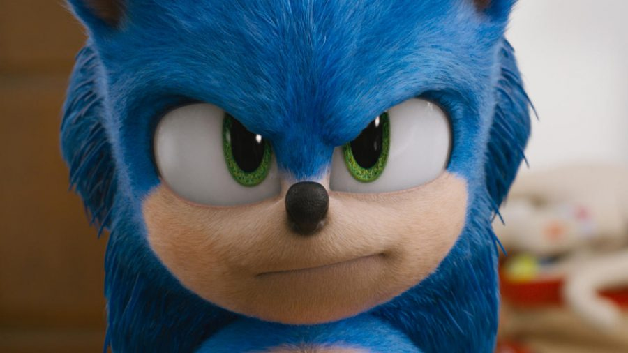 Sonic+the+Hedgehog+Surprises+Fans+In+His+All+New+Movie