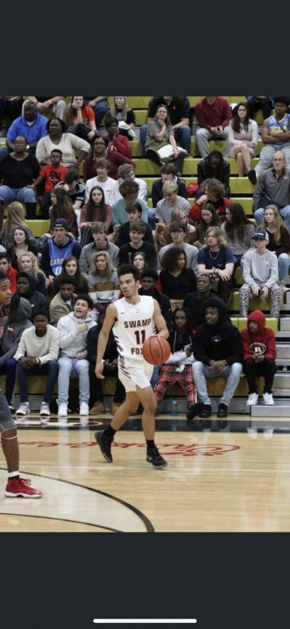 ARHS' Varsity Player, Evan Logan, Talks Basketball