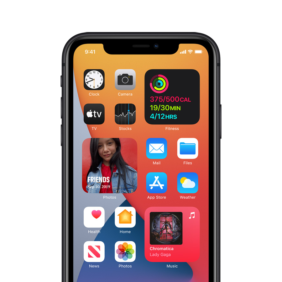 Apple Releases ios 14
