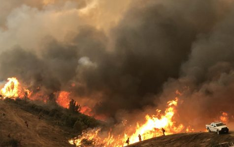 Bobcat Fire Continues to Burn California