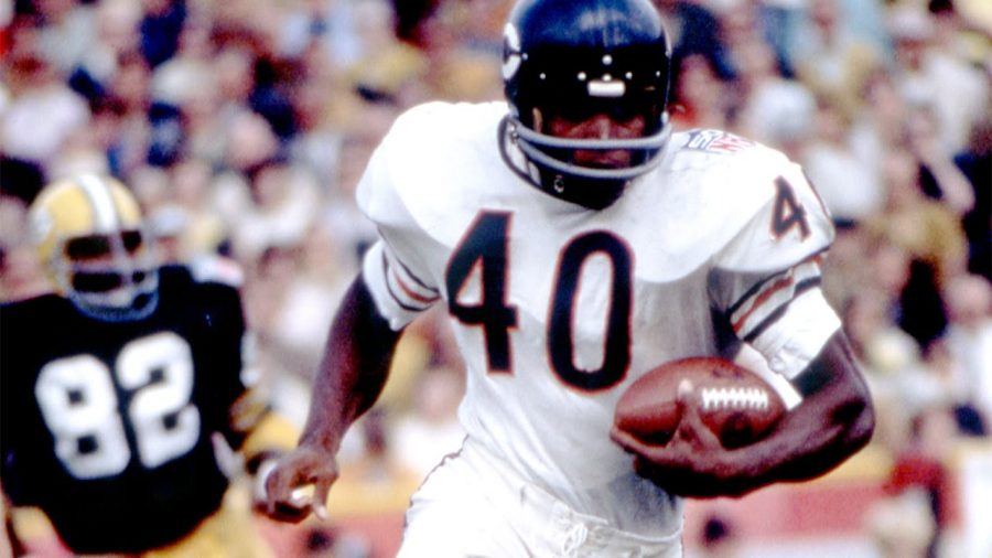 NFL+Legend+Gale+Sayers+Dies+at+77