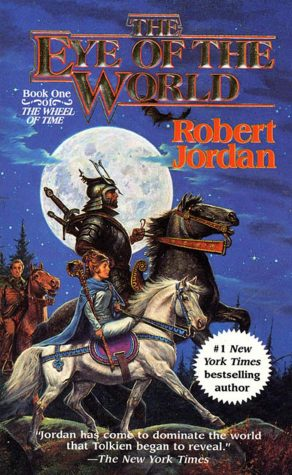 """The Eye of the World"" By: Robert Jordan"