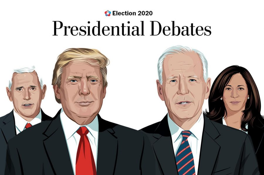 The First Presidential Debate was a Verbal Wrestling Match