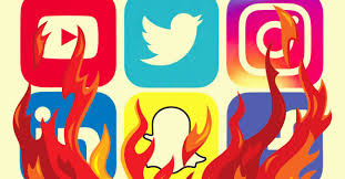 Social Media: Rising Up from the Bad