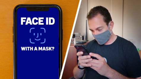 Face ID on iPhones Will be Able to Work with Masks