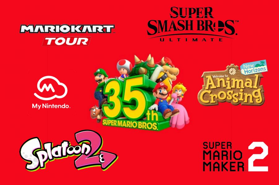 Mario's 35th Anniversary Coming to a Close with Animal Crossing New Horizons