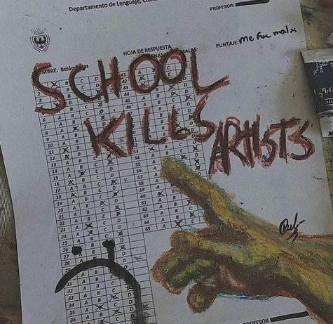 School Kills Artists