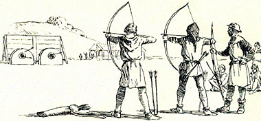 History of Medieval Sports: Archery,