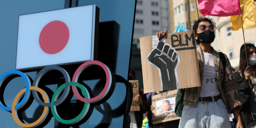 The Tokyo Olympics Will Ban BLM Apparel From its Fields