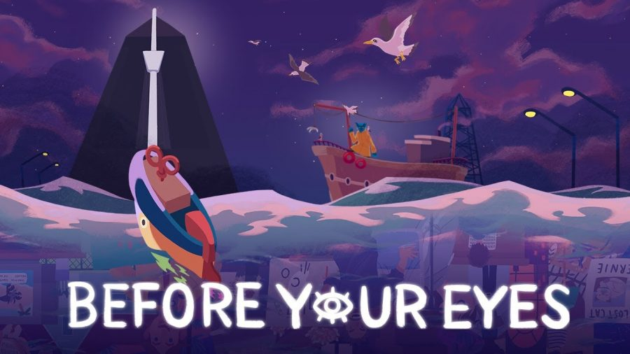Before Your Eyes is a Tear Jerker of a Game