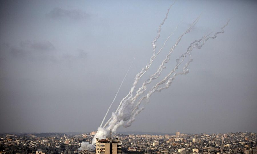 Israel and Palestine Could Go to War