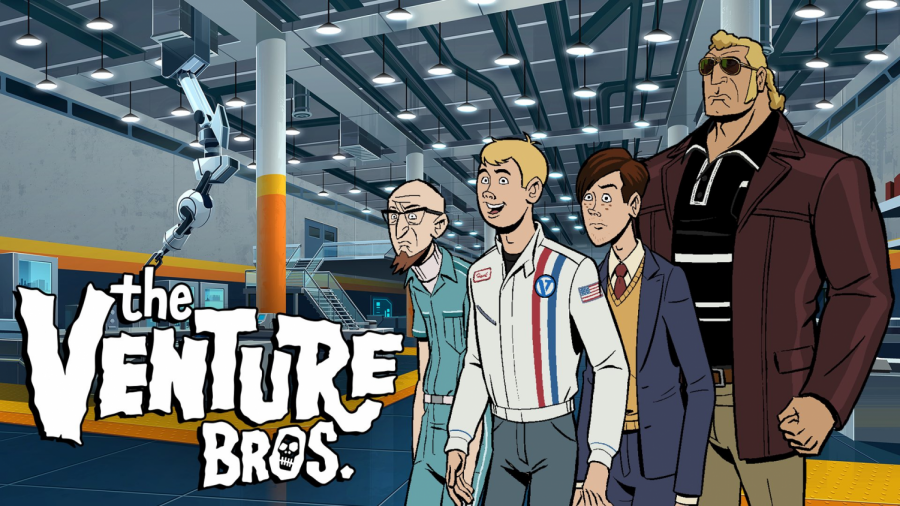 The Venture Bros. Are Getting Their Own Movie