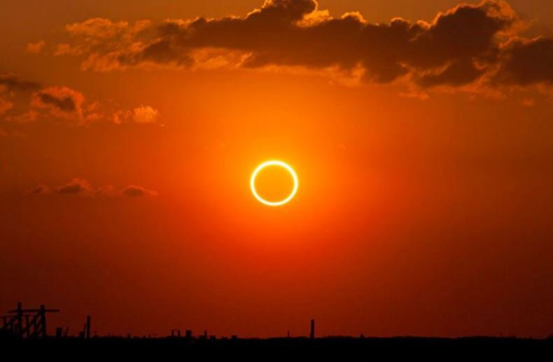 The+Upcoming+Ring+of+fire+Eclipse